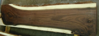 12/4 Walnut Slab - 1259