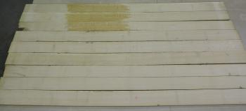 4/4 Quarter Sawn White Oak board set  - 2364