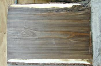 12/4 Bookmatched Walnut Live Edge Slabs - 1013 AB