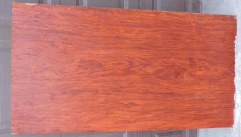 5/4 Bubinga Table Top  - 2565
