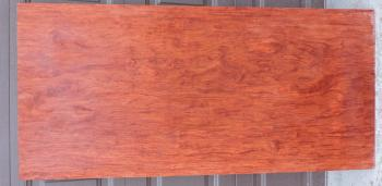 5/4 Bubinga Table Top  - 2569