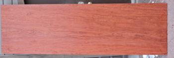 5/4 Bubinga Table Top  - 2576