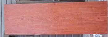 5/4 Bubinga Table Top  - 2577