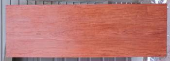 5/4 Bubinga Table Top  - 2578
