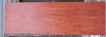 5/4 Bubinga Table Top  - 2579